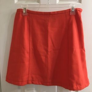 Requirements Coral Mini Skirt Size 8